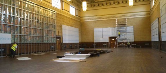 Brangwyn hall protection
