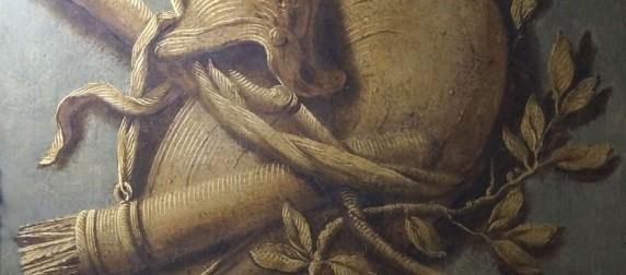 sherborne house detail