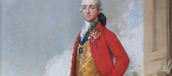 Thomas Gainsborough painting